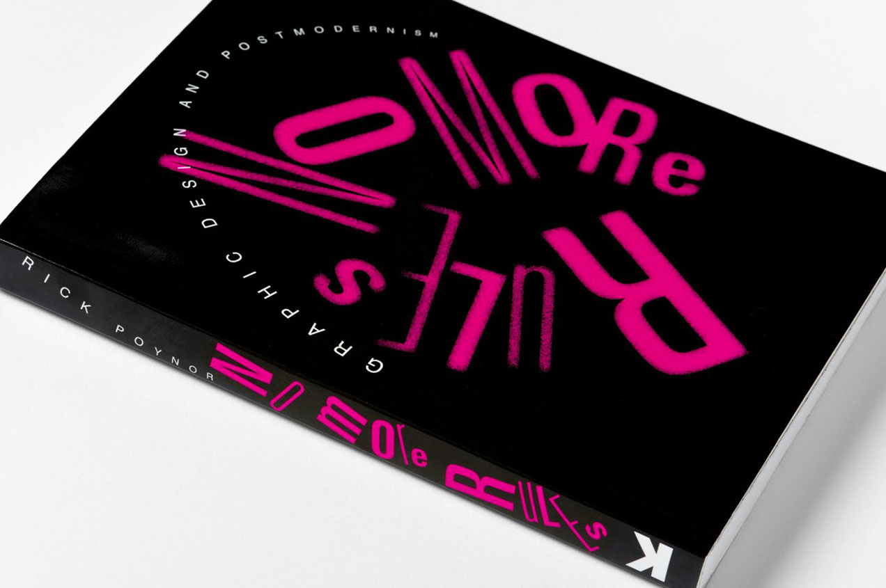 No-More-Rules-Graphic-Design-and-Postmodernism-Rick-Poynor-bibliotheque-livre