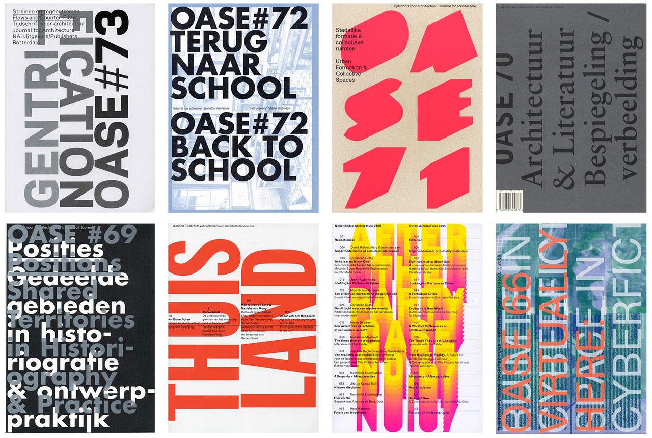 OASE magazine