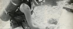 Painting Underwater – 1961
