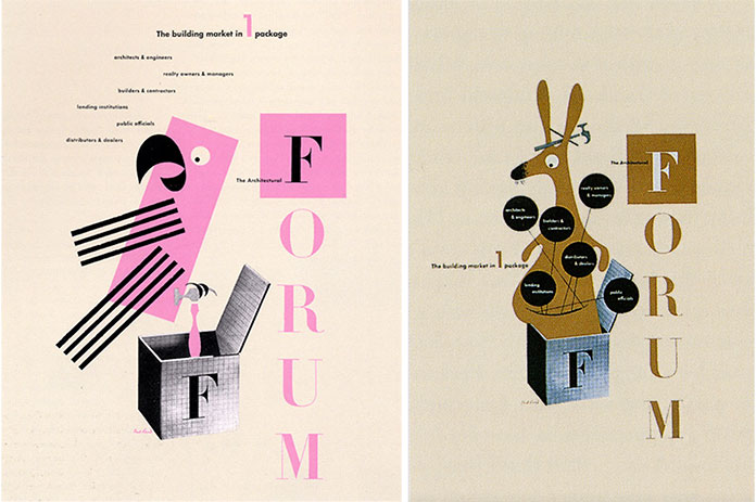 Paul-Rand-The-Architectural-Forum