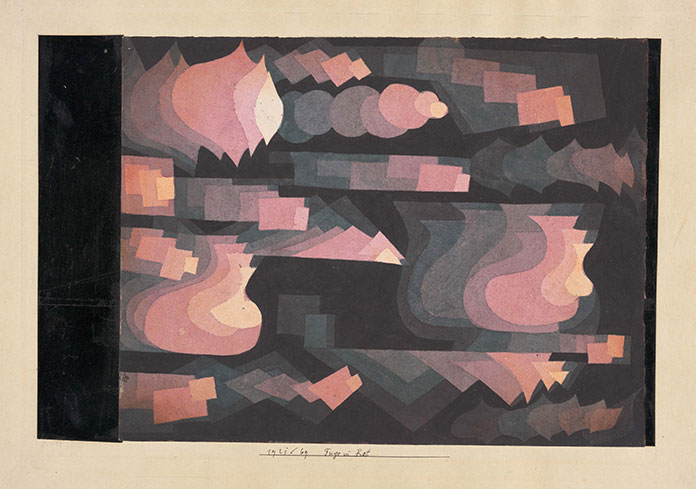 Paul-klee-fugue-en-rouge-1921