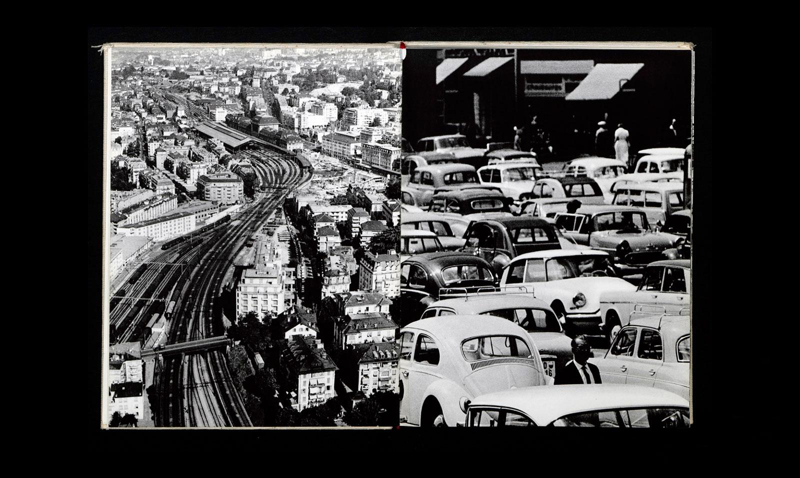 Photo d'encre – Le livre de photographie à Lausanne, 1945-1975