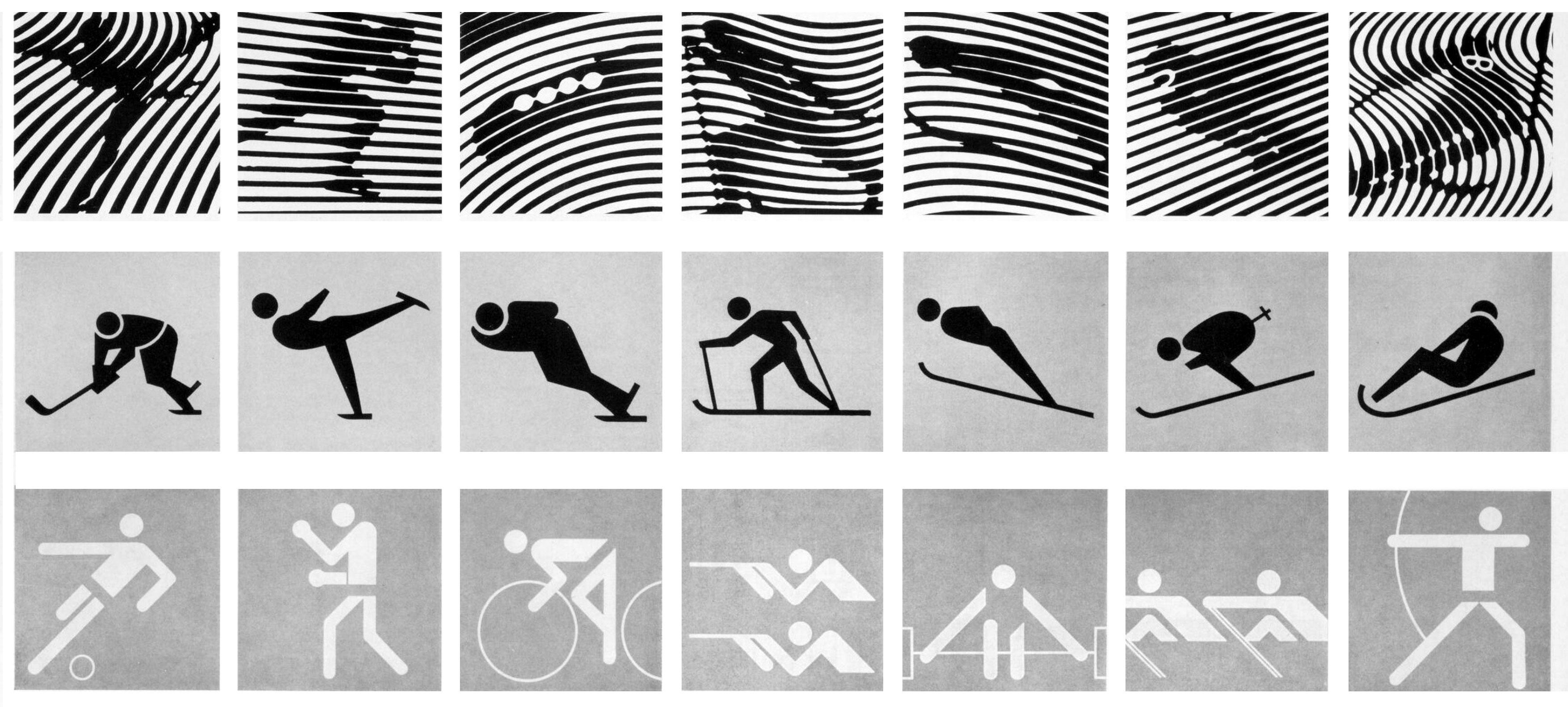 Pictogramme-Jeux-Olympiques-Aicher-Excoffon