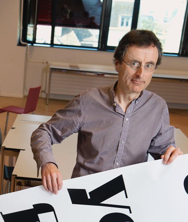 Conférence Graphisme – François Rappo