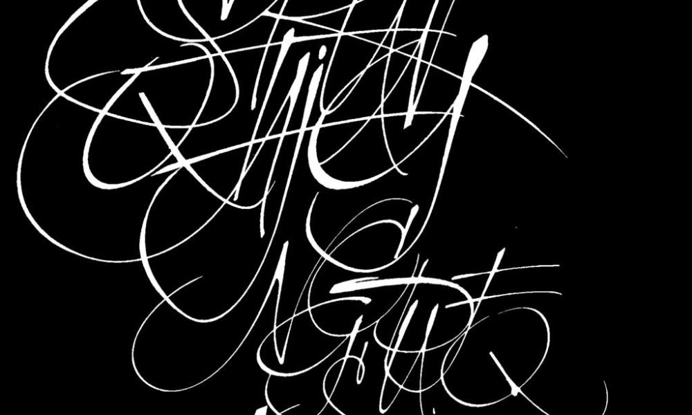 Roger Druet – un calligraphe au XX<sup>e</sup> siècle