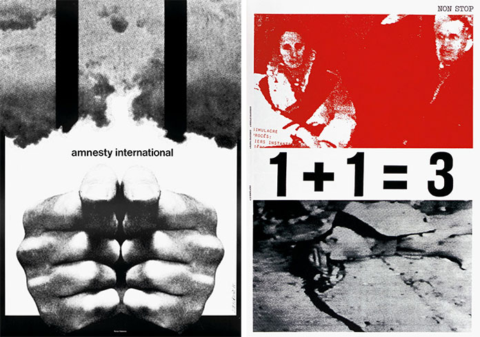 Roman-Cieslewicz--amnesty-international-1975-1+1=3