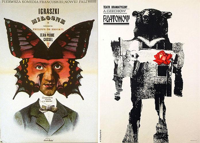 Roman-Cieslewicz-les-jeux-de-l-amour-1963-platonov-1962