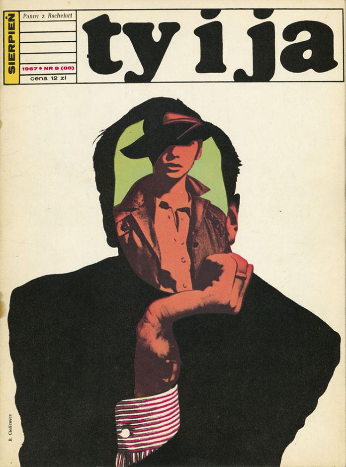 Roman-Cieslewicz-magazine-tyija-couvertures-1967