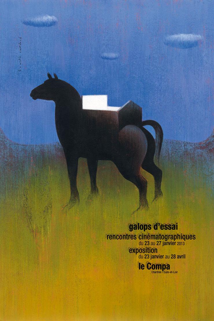 Ronald-Curchod-affiche-galops-d-essai-le-compas-cinema-2013