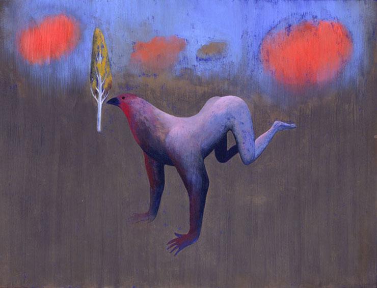 Ronald-Curchod-homme-oiseau