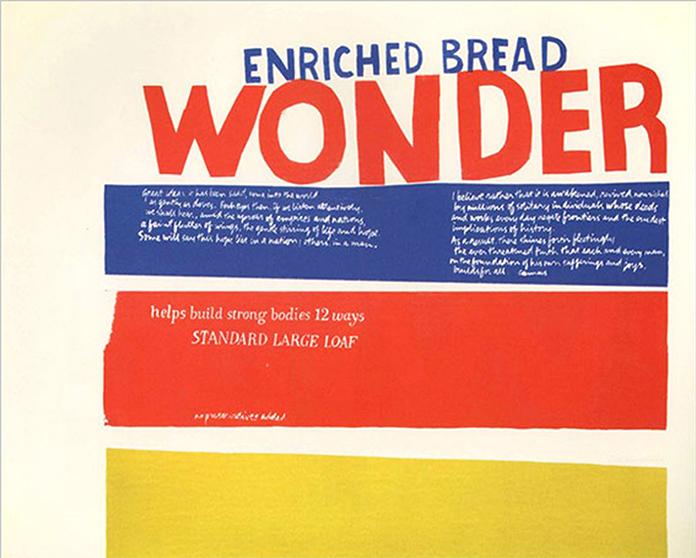 Sister-Corita-Kent-Enriched-bread-1965