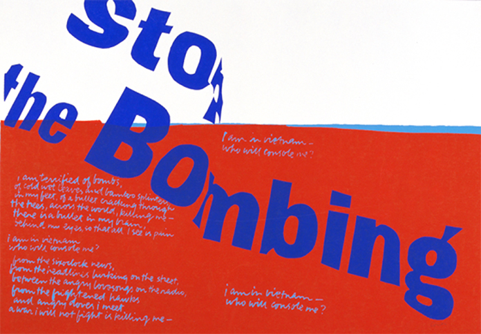 Sister-Corita-Kent-stop-the-bombing-1967