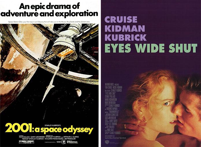 Stanley-Kubrick-affiches