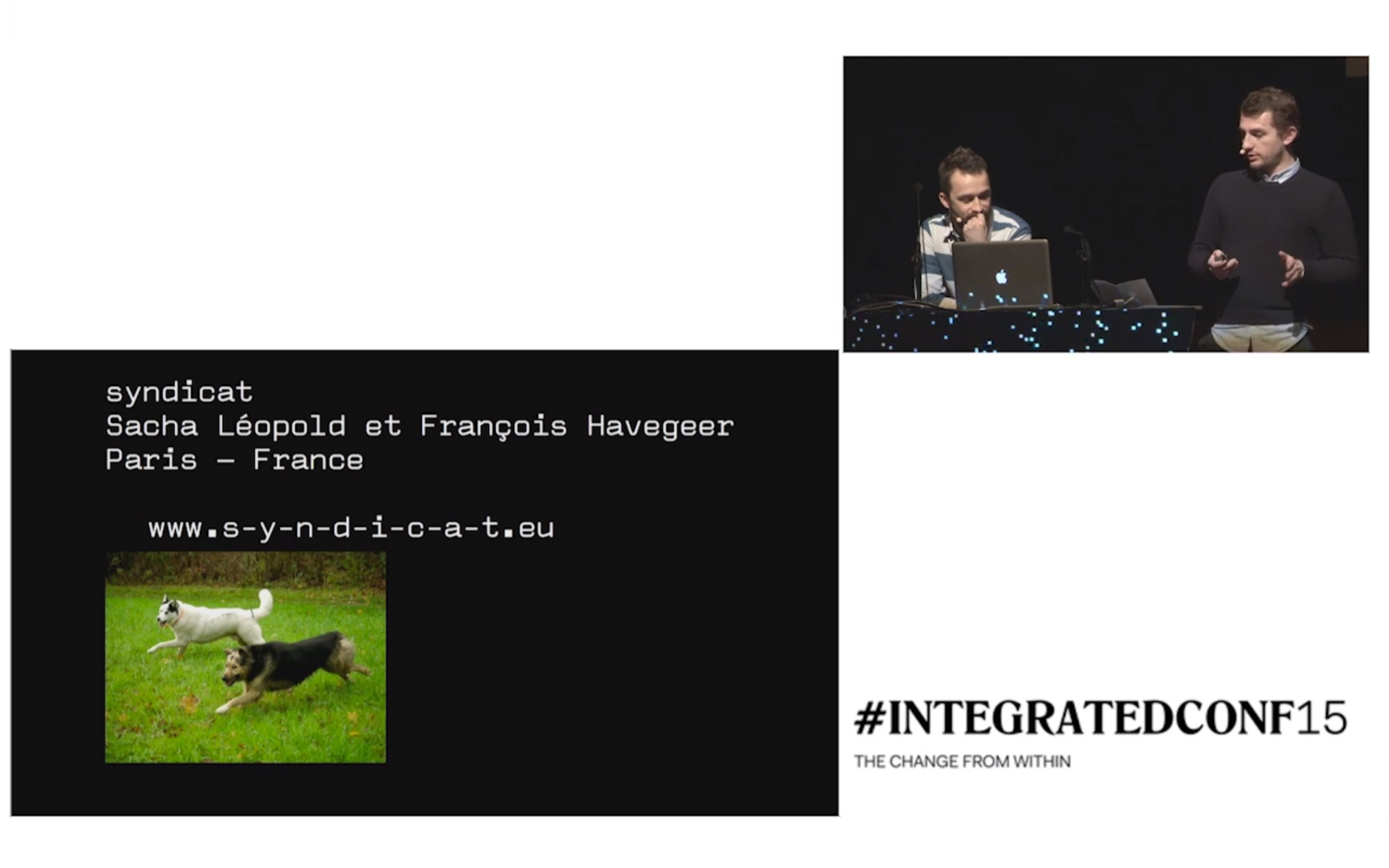Syndicat – Integrated 2015