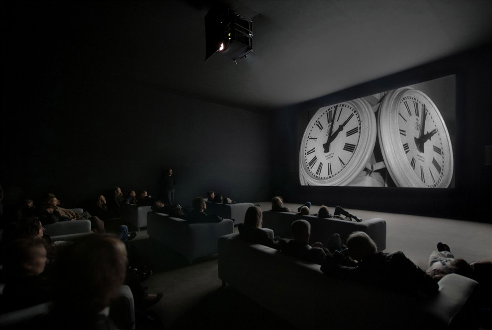The Clock – Christian Marclay