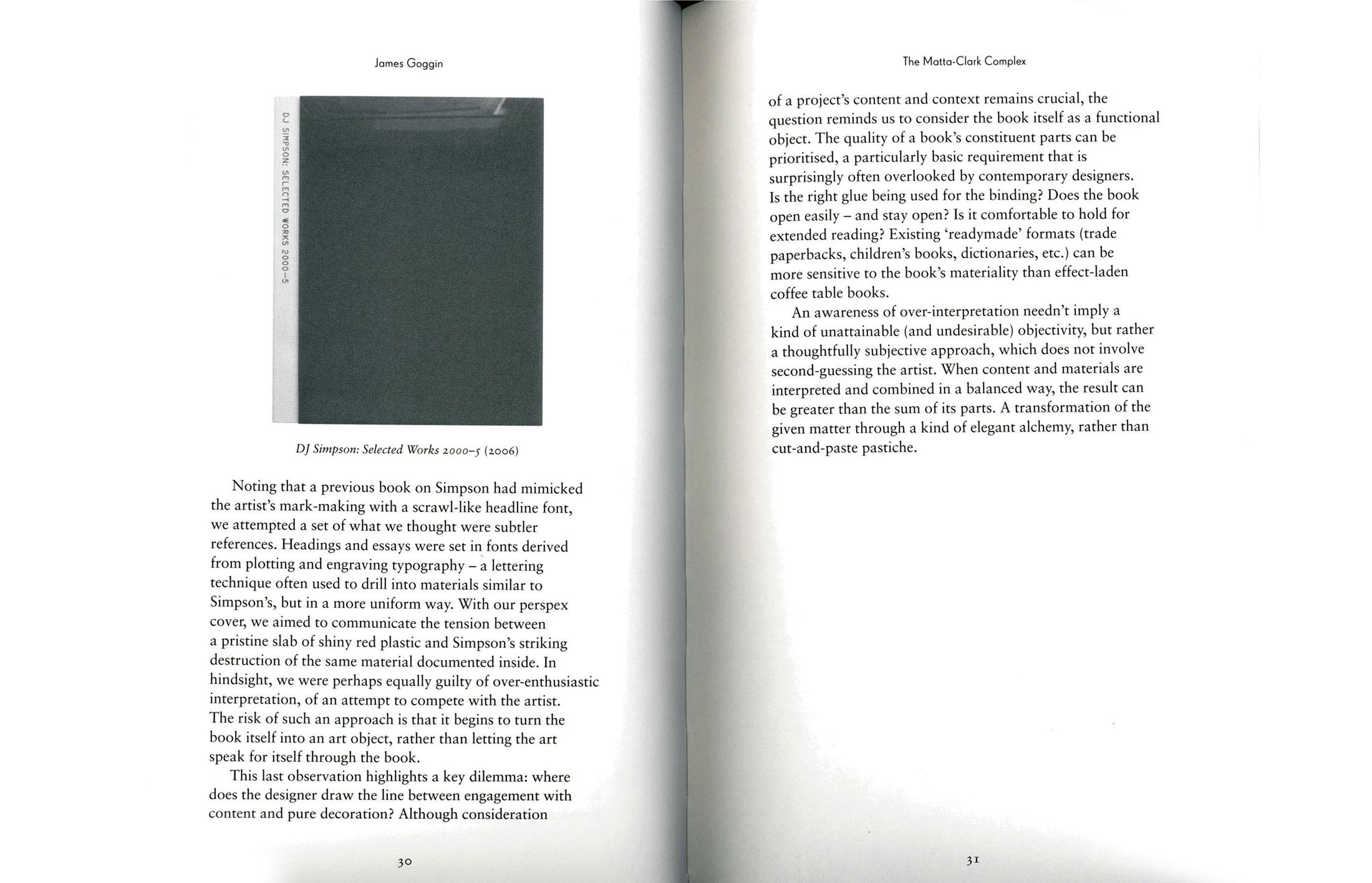 The-Matta-Clark-Complex-Materials-Interpretation-and-the-Designer-essai-James-Goggin-The-Form-of-the-Book-Book-5