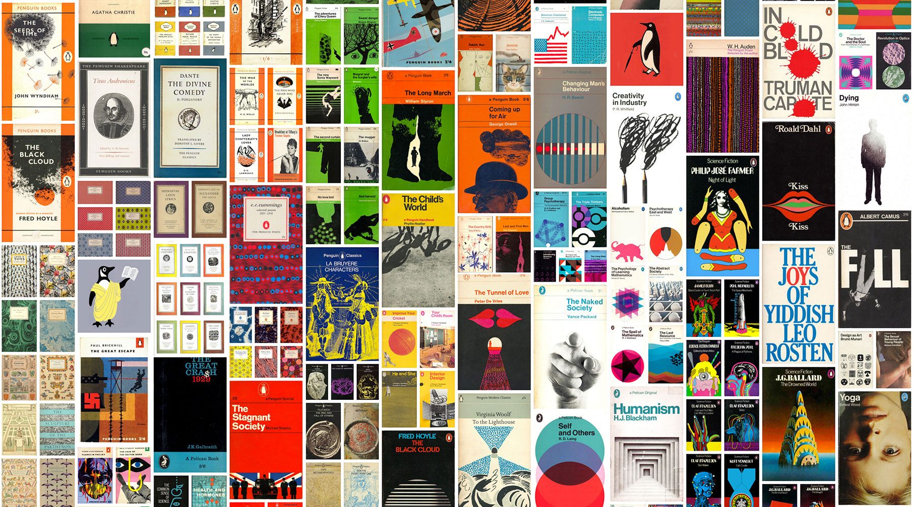 The Poster Boys on Penguin Design