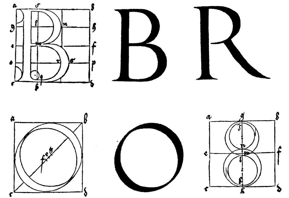 Typographie des caracteres romains de la Renaissance - Hermann Zapf 02