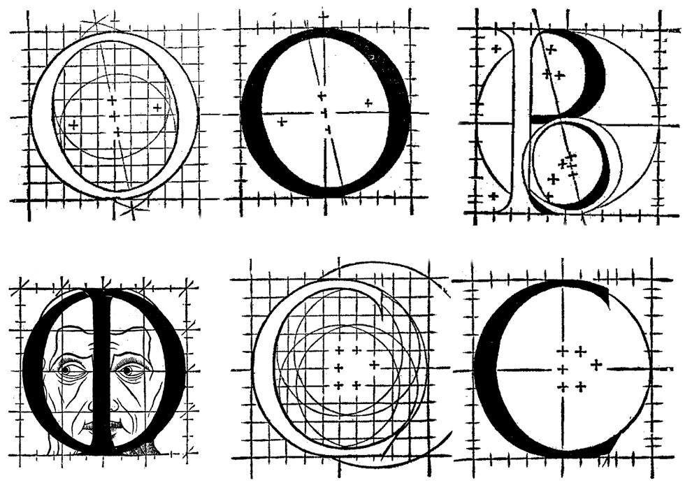 Typographie des caracteres romains de la Renaissance - Hermann Zapf 03