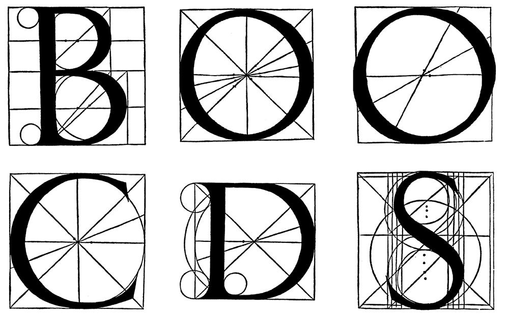 Typographie des caracteres romains de la Renaissance - Hermann Zapf 04