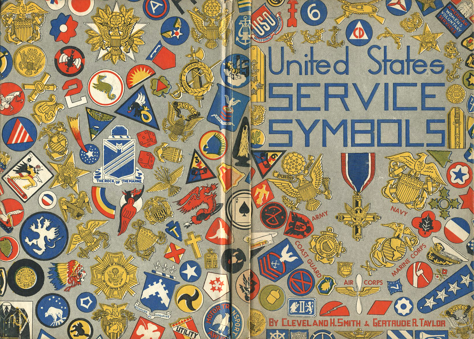 United States Service Symbols – 1942