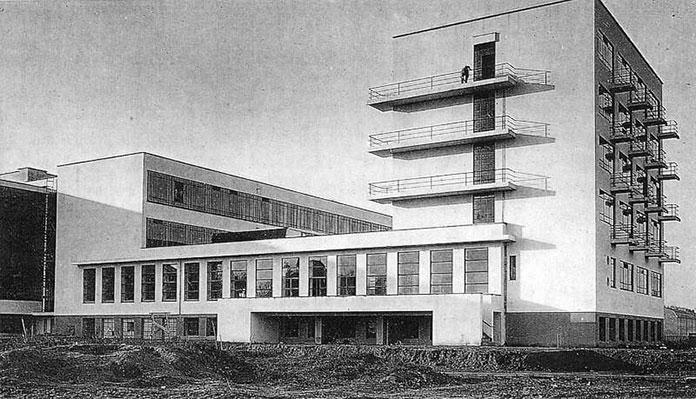 Walter-Gropius-architecture