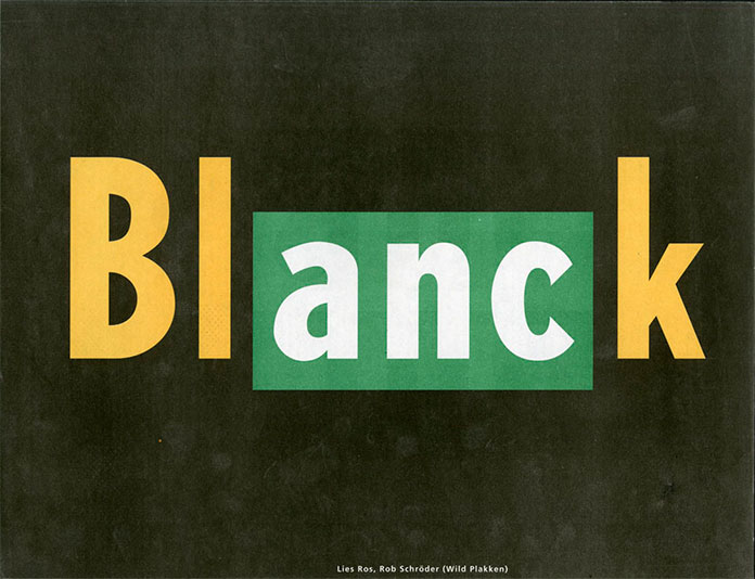 Wild-Plakken-Lies-Ros-Rob-Schroder-Blank-1994