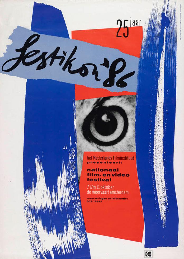 Wild-Plakken-affiche-Festikon-1986