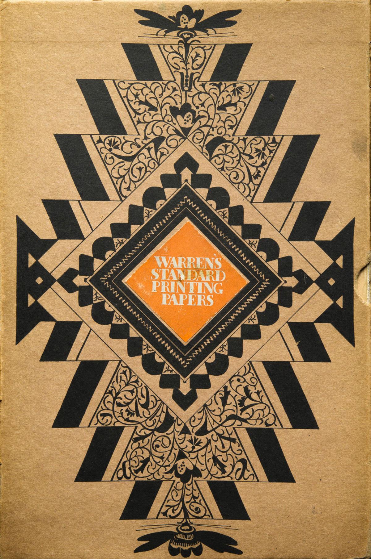 William Addison Dwiggi...W Letter Design
