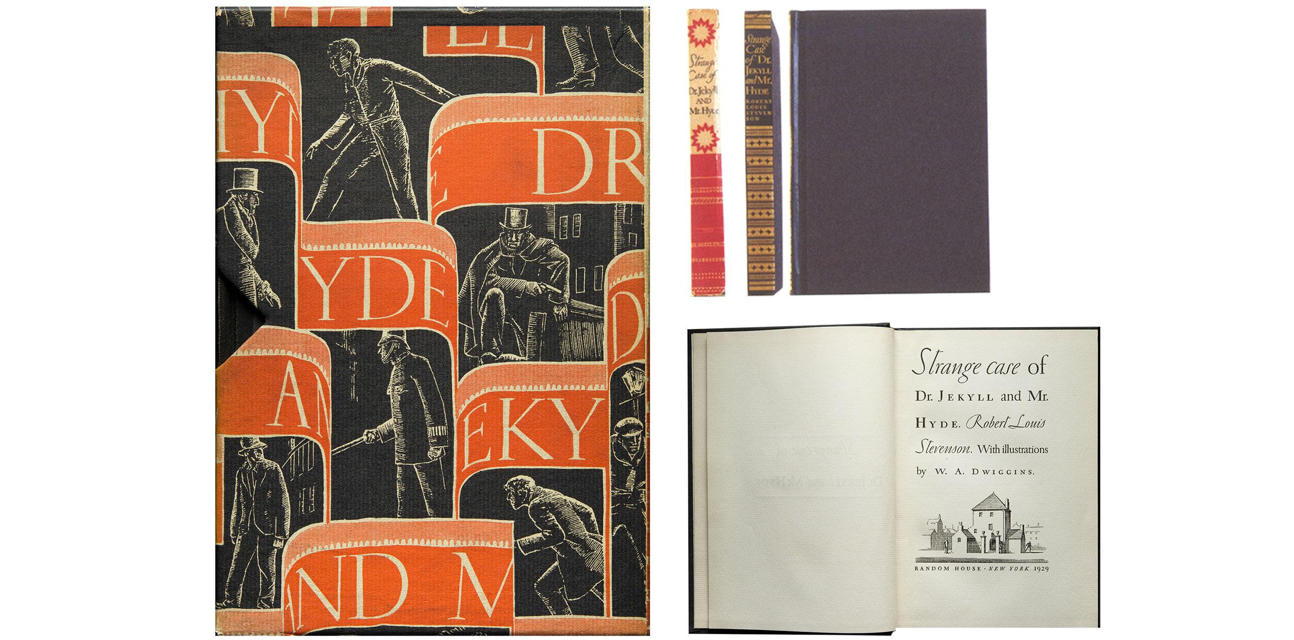 William-Addison-Dwiggins-Strange Case of Dr. Jekyll and Mr. Hyde-1929