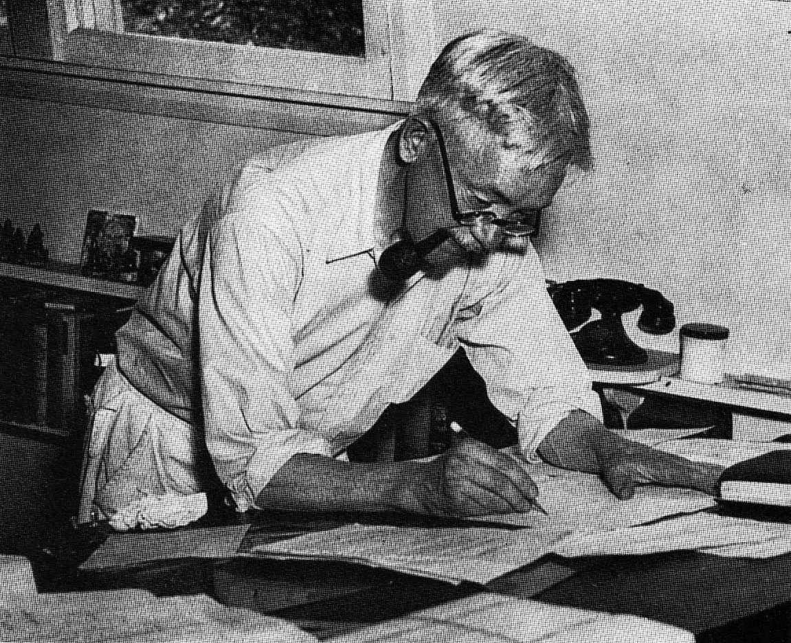 William-Addison-Dwiggins-at-work
