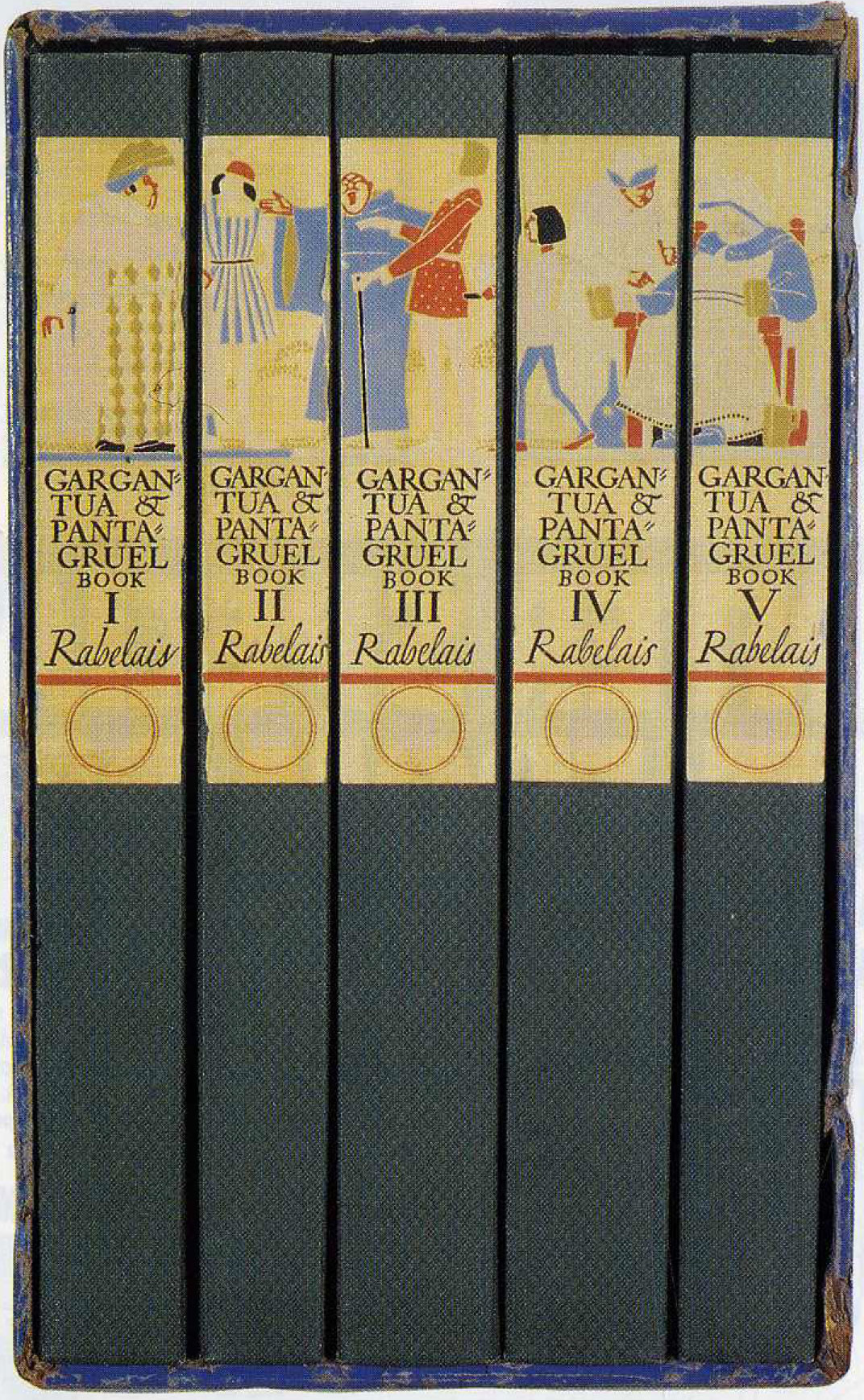 William-Addison-Dwiggins-livres-gargantua-1936