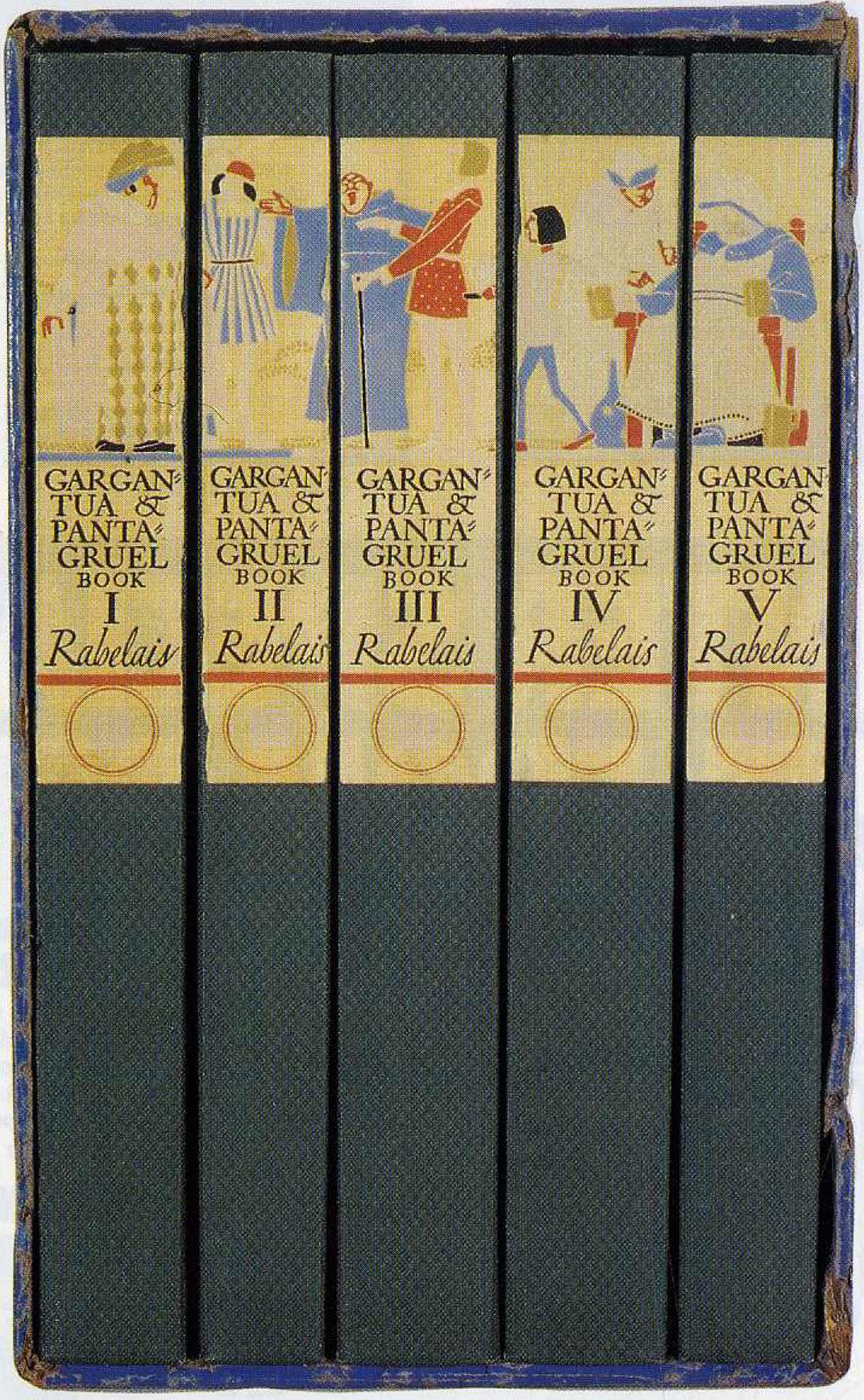 William-Addison-Dwiggins-livres-gargantua-1936