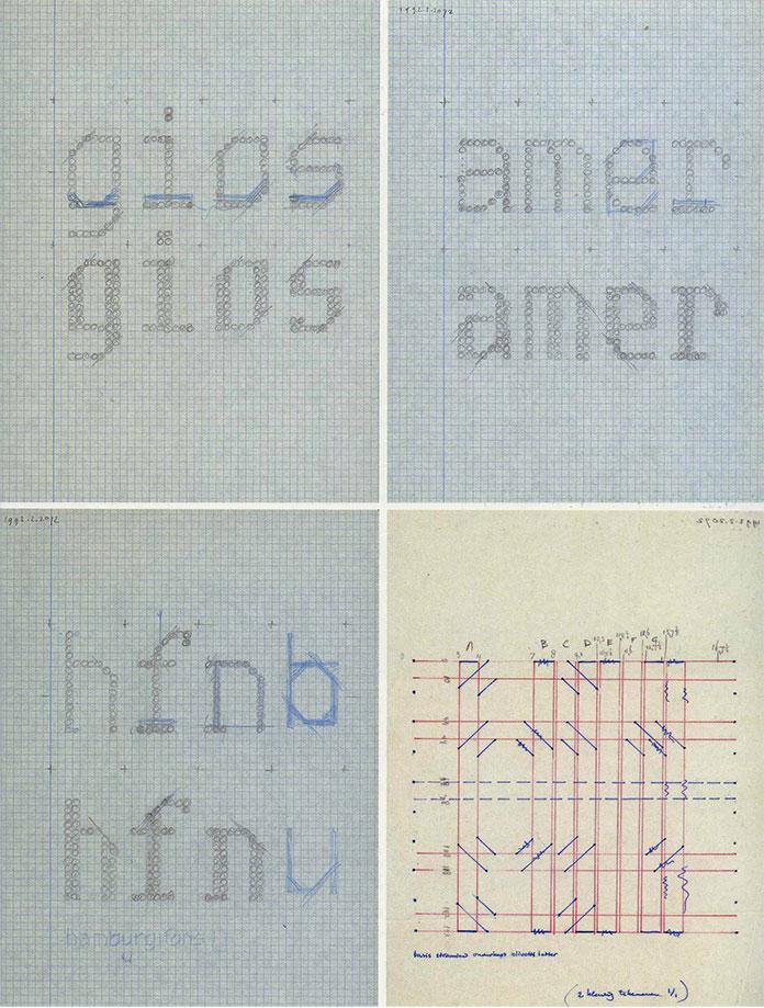 Wim-Crouwel-croquis-typographie