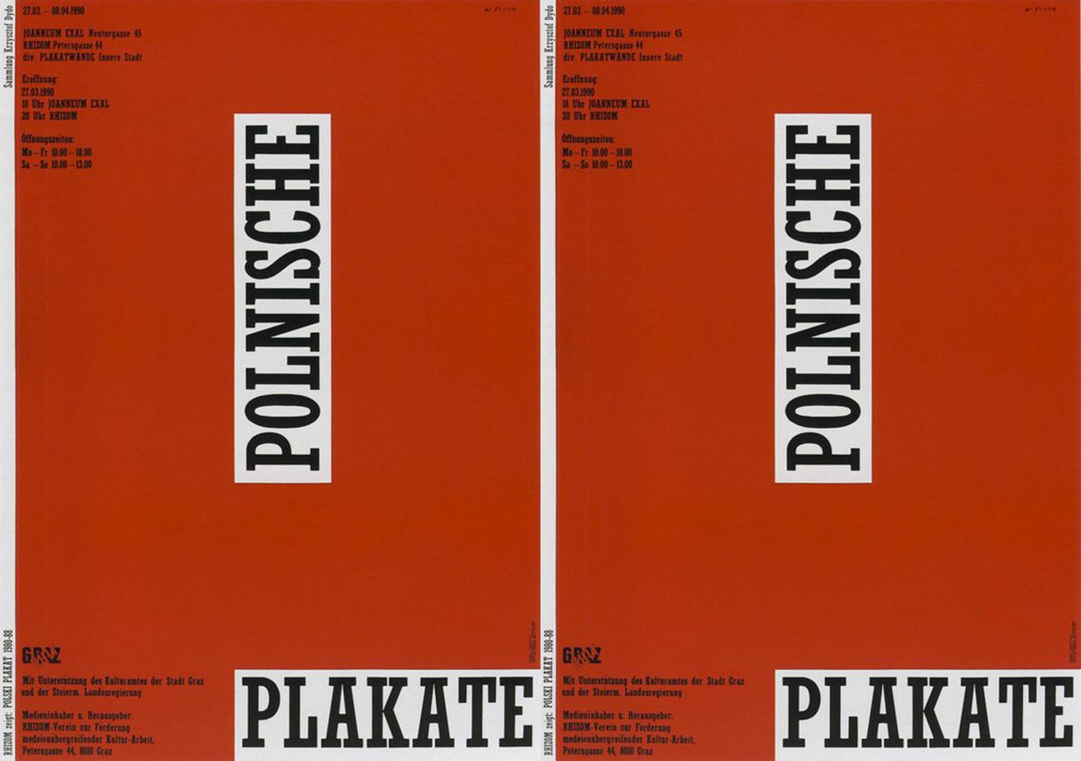 Wladyslaw-Pluta-affiches-polnische-plakate-theatre