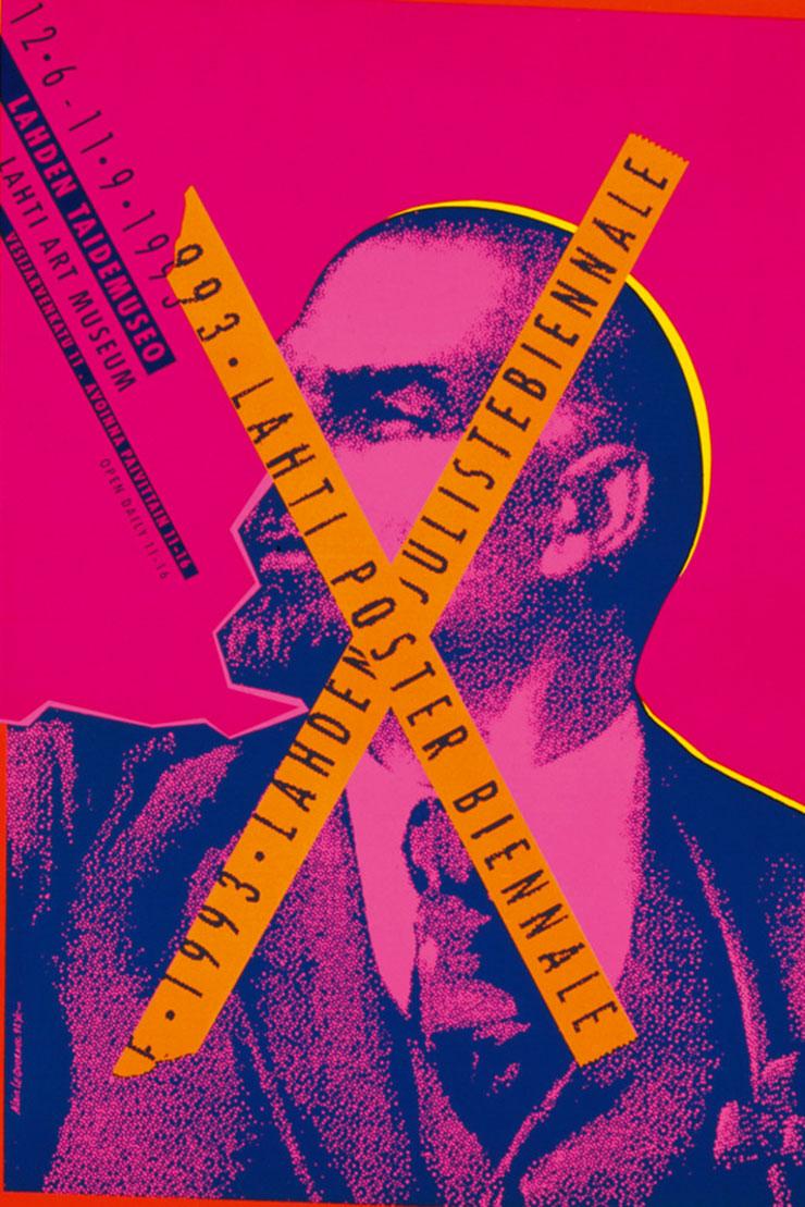 alain-le-quernec-affiche-quimper-lahti-poster-biennale