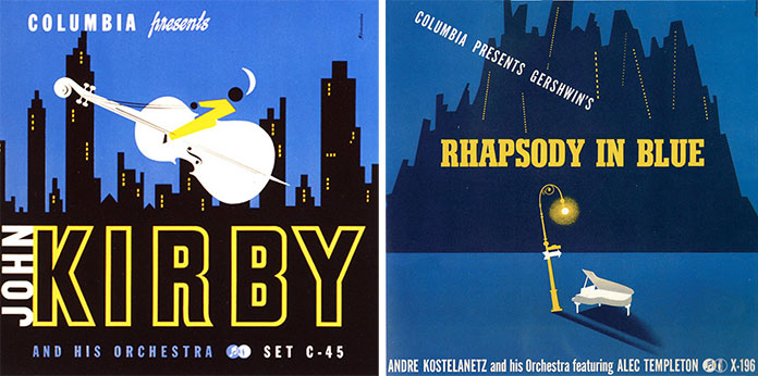 alex-steinweiss-pochette-john-kirby-rhapsody-in-blue