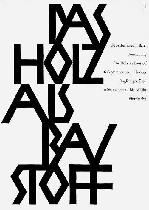 armin-hofmann-Das-Holz-als-Bau-Stoff-affiche