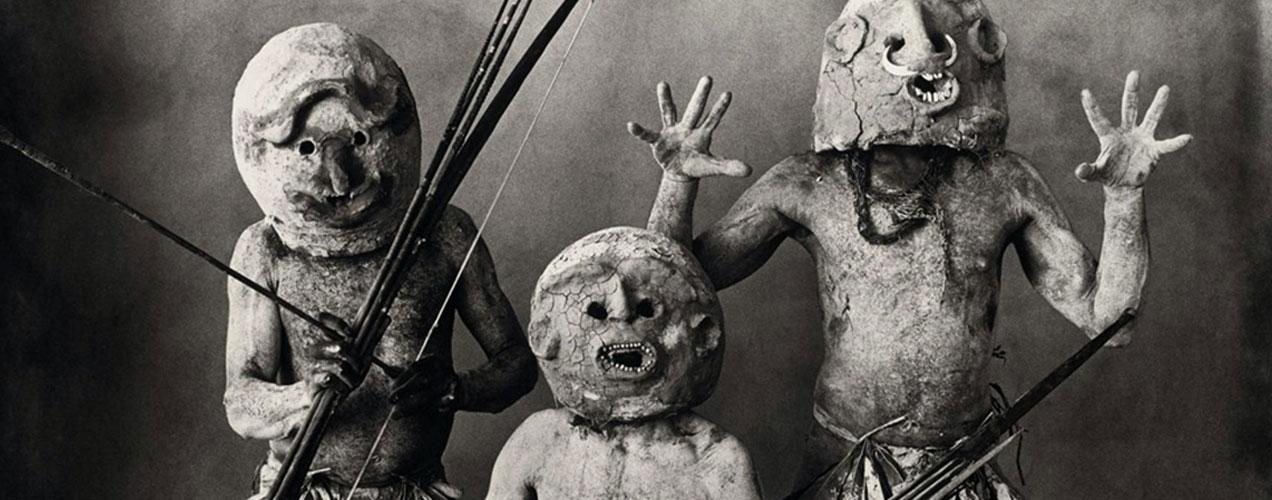 Asaro Mudmen – Nouvelle Guinée