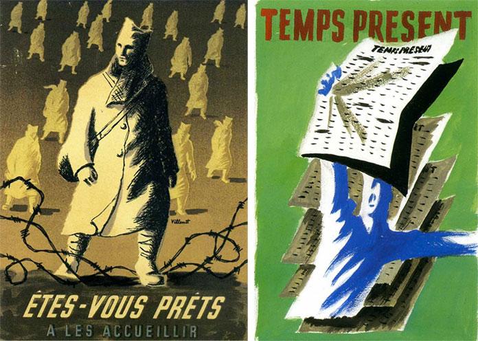 bernard-villemot-etes-vous-pret-a-l-accueillir-1945-le-temps-present-maquette-1946