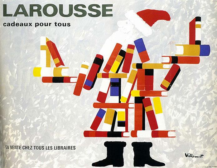 bernard-villemot-larousse-1965