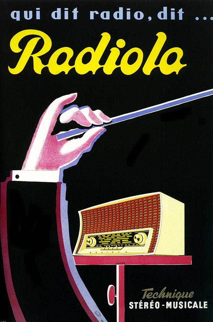 bernard-villemot-radiola-1960