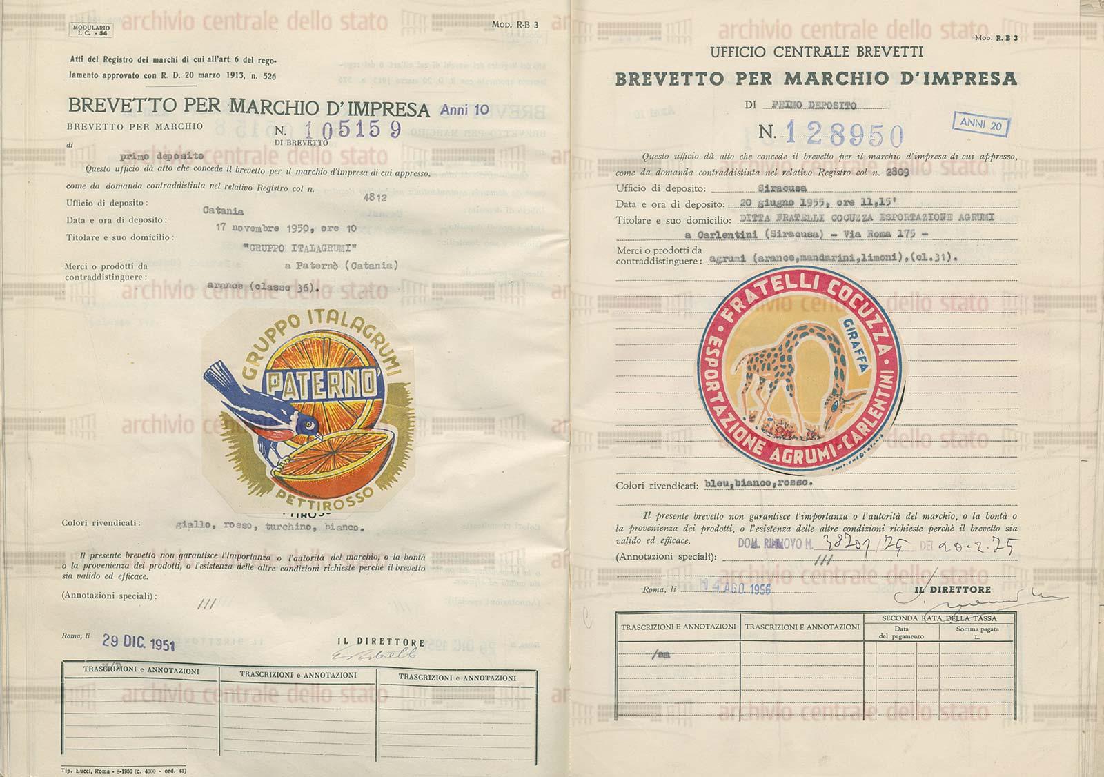 brevet-impression-papiers-agrumes-italie