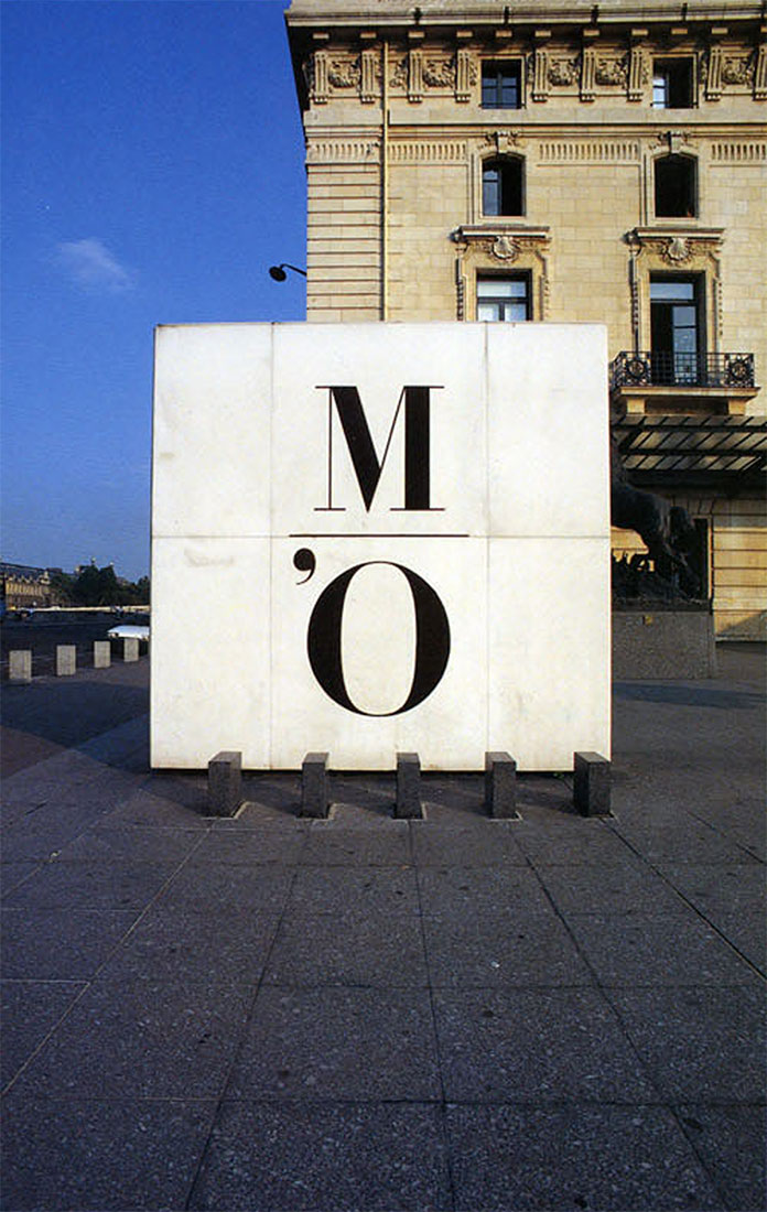 bruno-monguzzi-musee-d-orsay
