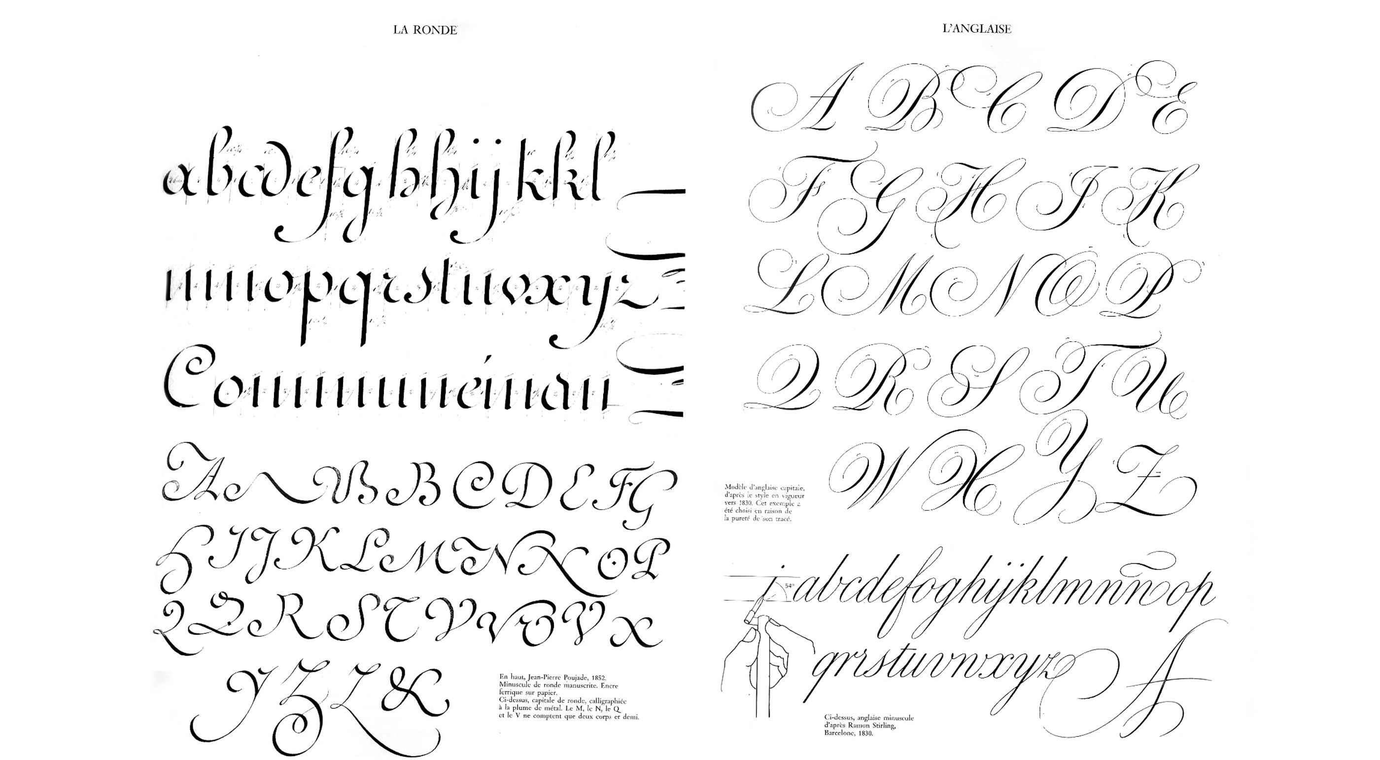 Favori Claude Médiavilla – Calligraphie – Index Grafik WV67