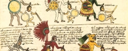 Le Codex Mendoza – 1542