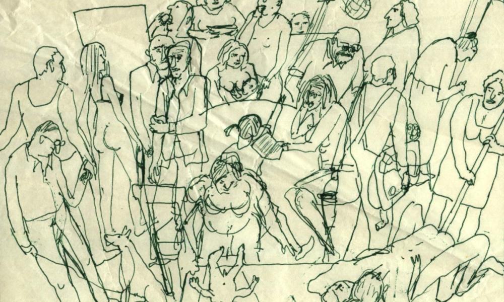 Tango – Zbigniew Rybczynski (1981)
