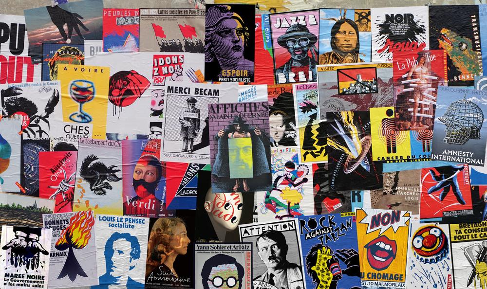 Colères d'affiches — Alain Le Quernec
