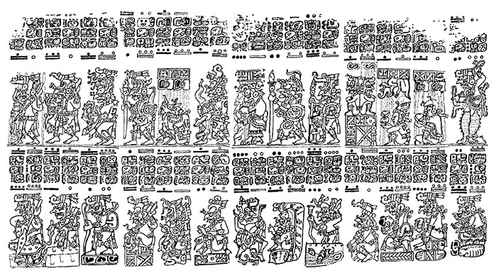 ecriture-maya-codex