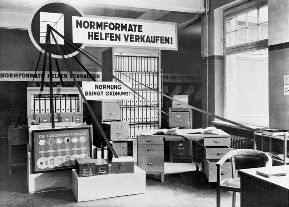 exposition-Normung-bringt-ordnung-1932-Leipzig-DIN